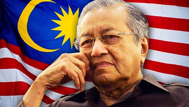 Malaysian PM submits resignation to King hinh anh 1