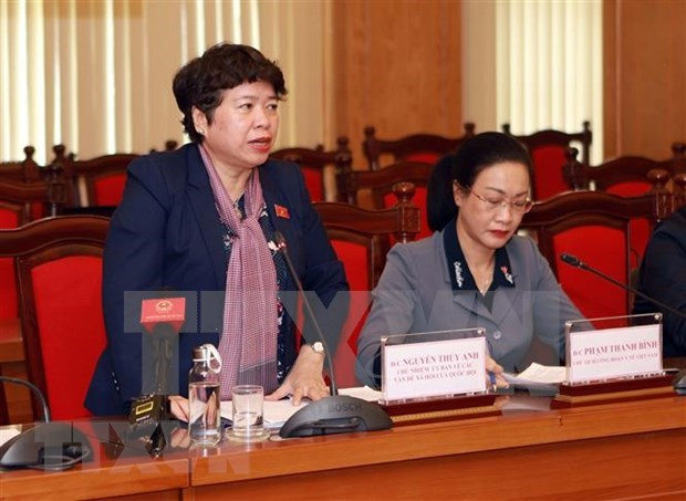 NA official hails Vinh Phuc for coronavirus control efforts hinh anh 1