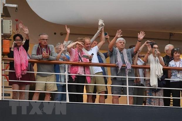 All passengers aboard Westerdam cruiser return home: PM Hun Sen hinh anh 1