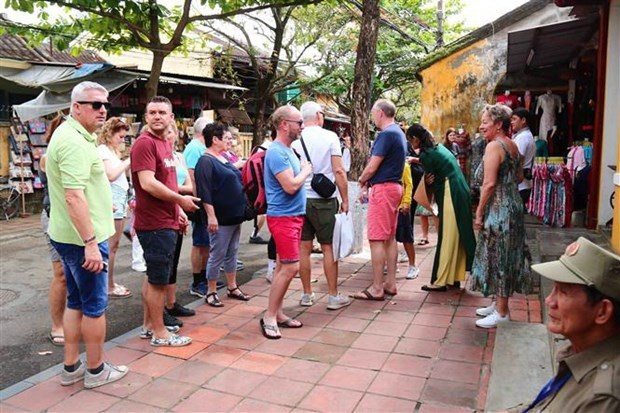 Travel agencies urged not to receive tourists from countries hit by COVID-19 hinh anh 1