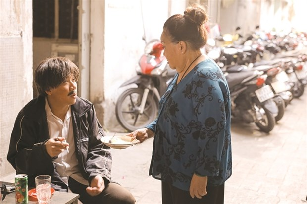 Vietnamese artists invest in web dramas hinh anh 1