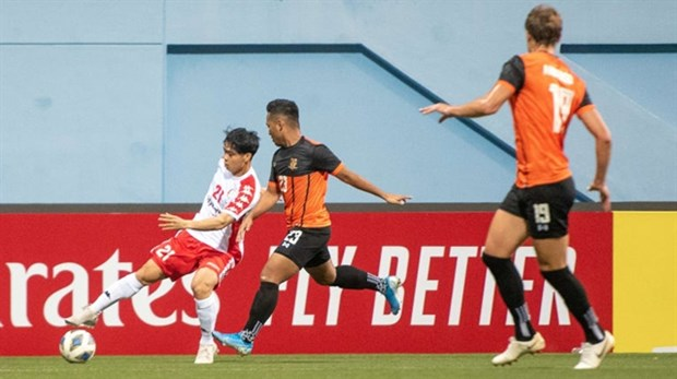 HCM City seal tight first AFC Cup win hinh anh 1