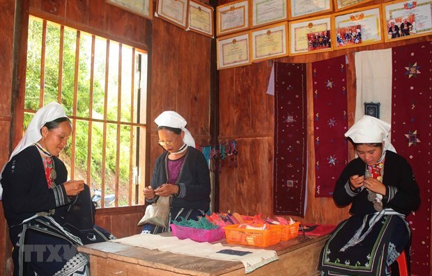 Japan funds project against women, child trafficking in remote areas hinh anh 1