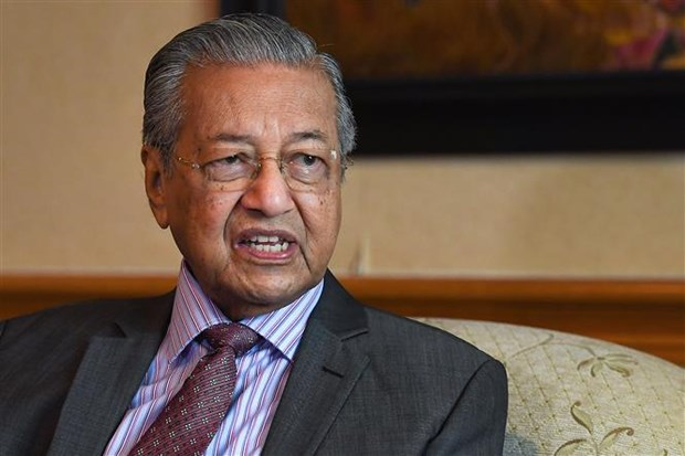 Malaysia's interim PM proposes forming unity government hinh anh 1