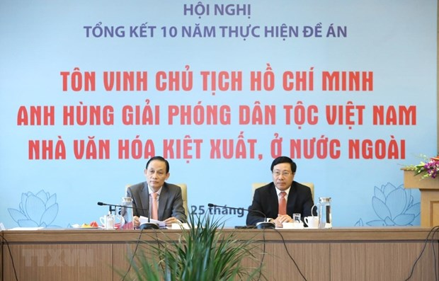 President Ho Chi Minh's thought promoted abroad hinh anh 1