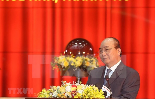 Prime Minister urges tax sector to continue with reform hinh anh 1