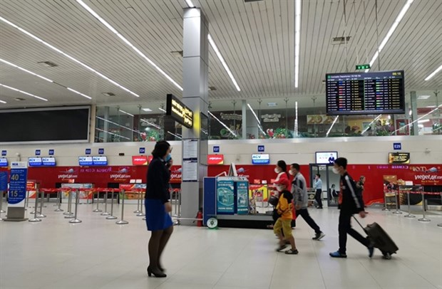 Vietnamese carriers' passenger figures suffer from COVID-19 outbreak hinh anh 1