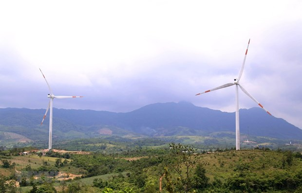 Binh Dinh approves wind farms hinh anh 1