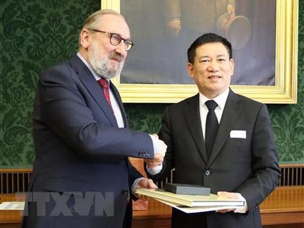 Vietnam, Belgium strengthen cooperation in auditing hinh anh 1
