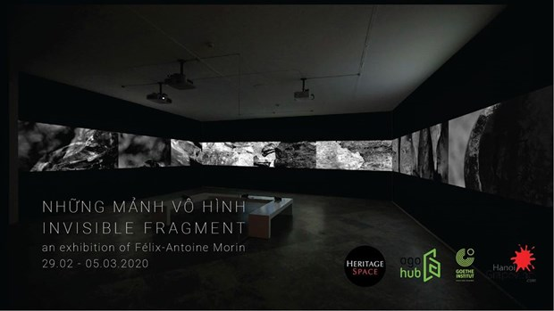Canadian artist's audio-visual installation to enthral Hanoi audience hinh anh 1
