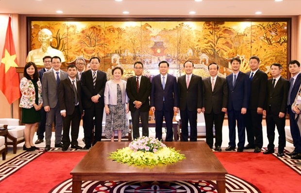 Hanoi creates optimal conditions for foreign investors hinh anh 1