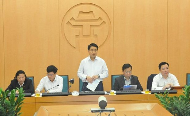 Hanoi steps up communications on coronavirus outbreak hinh anh 1