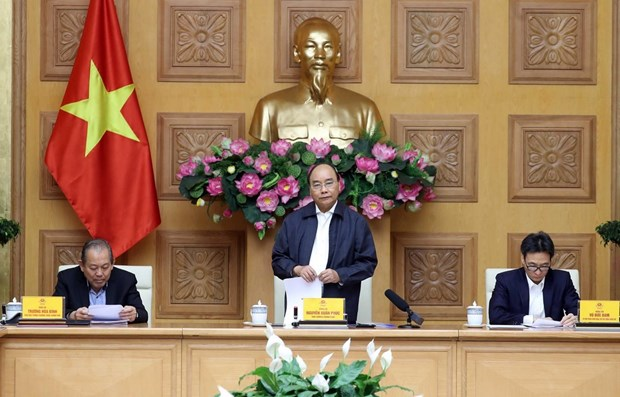 PM urges strict concentrated quarantine to prevent COVID-19 hinh anh 1
