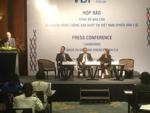Vietnam Business Forum launches Made in Vietnam Energy Plan 2.0 hinh anh 1