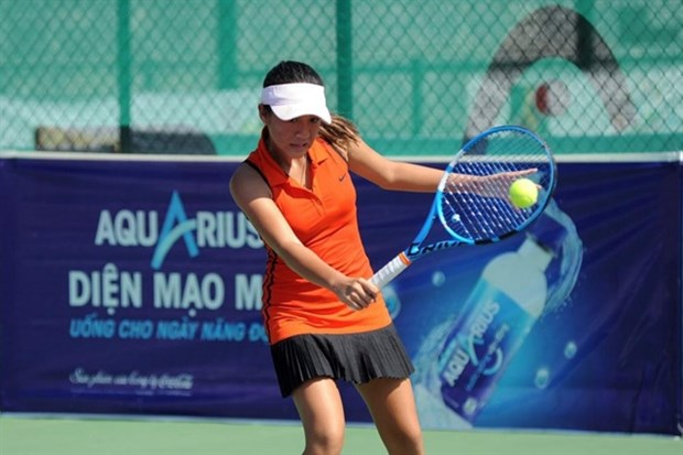 Vietnam advance to semi-finals at Junior Davis Cup/Junior Fed Cup hinh anh 1