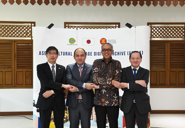 ASEAN launches Cultural Heritage Digital Archive Website hinh anh 1