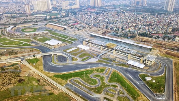 F1 Grand Prix Vietnam faces delay over COVID-19 concerns hinh anh 1