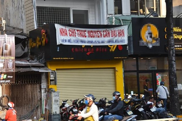 Commercial space rents in HCM City decline hinh anh 1