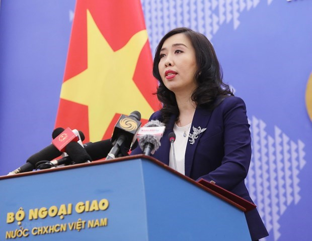 Vietnam ready to coordinate with RoK in COVID-19 fight: spokeswoman hinh anh 1