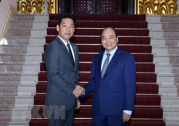 Vietnam determined to continue improving investment environment: PM hinh anh 1