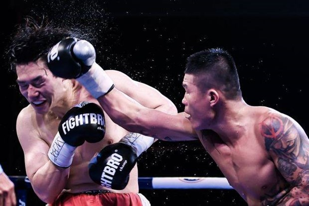 Vietnamese boxers punching above their weight hinh anh 1