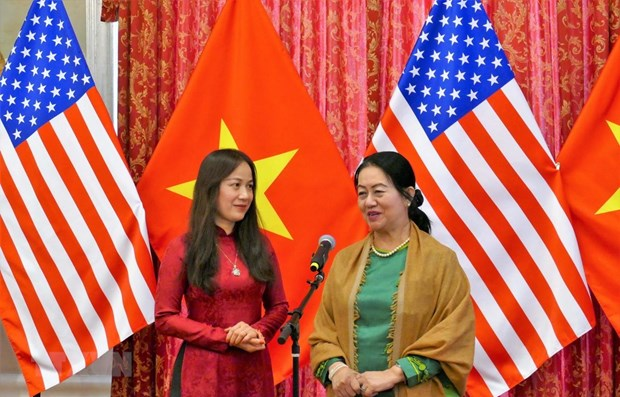 Vietnam holds series of activities of ASEAN Women's Circle in US hinh anh 1