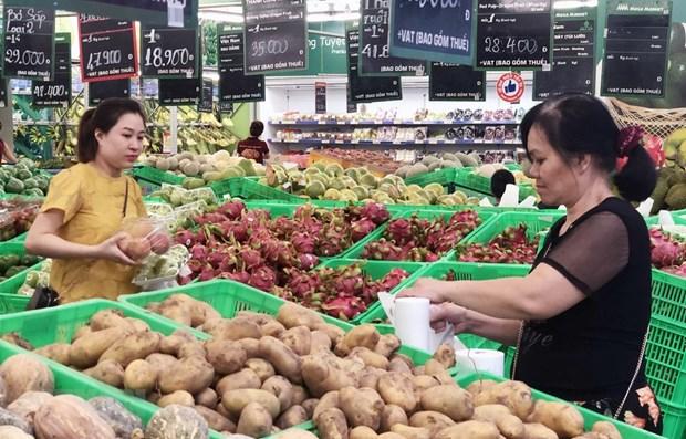 Ho Chi Minh City's February CPI down 0.18 percent hinh anh 1
