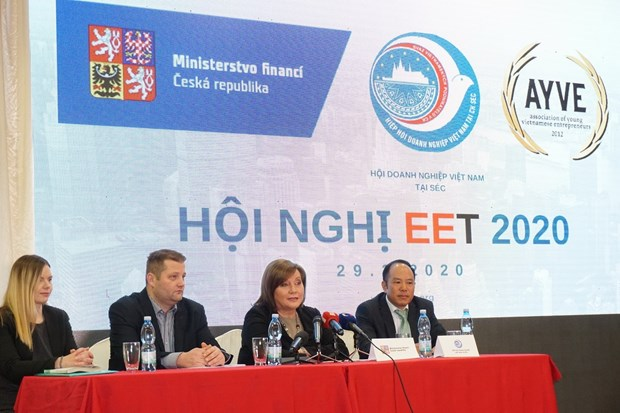 Czech Deputy PM values Vietnamese firms' law-abiding awareness hinh anh 1