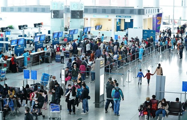 Major airports suspend receiving passenger flights from RoK amid COVID-19 hinh anh 1