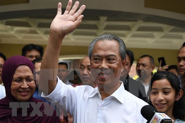 Muhyiddin Yassin becomes Malaysia's 8th prime minister hinh anh 1