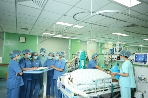 German businesses keen on Vietnam's healthcare sector hinh anh 1