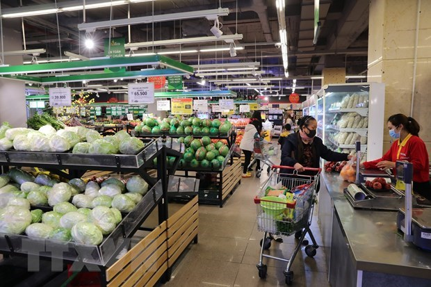 Retail sales, service revenues post 37.4 billion USD in two months hinh anh 1