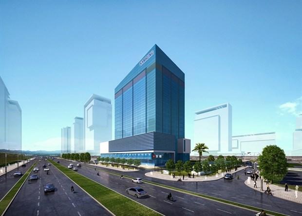 Samsung builds 220 million USD R&D centre in Vietnam hinh anh 1