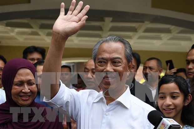 Congratulations to new Prime Minister of Malaysia hinh anh 1