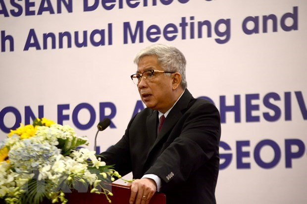 Da Nang hosts meeting of ASEAN defence and security institutions hinh anh 1