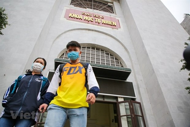 Millions of students back to school after virus outbreak hinh anh 1