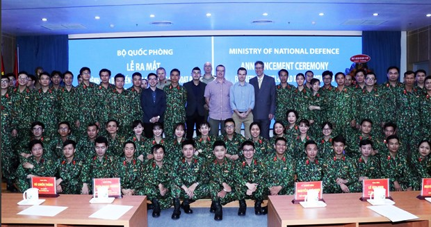 Defence ministry launches Level-2 Field Hospital No. 3 hinh anh 1