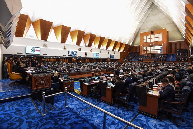 Malaysia delays first parliament sitting in 2020 hinh anh 1