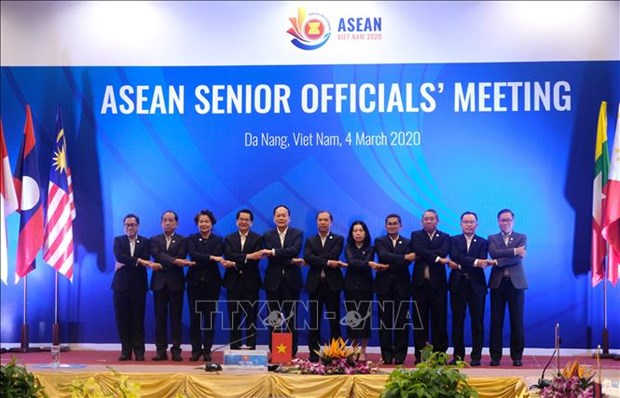 Building post-2025 ASEAN Vision under discussion in Da Nang hinh anh 1