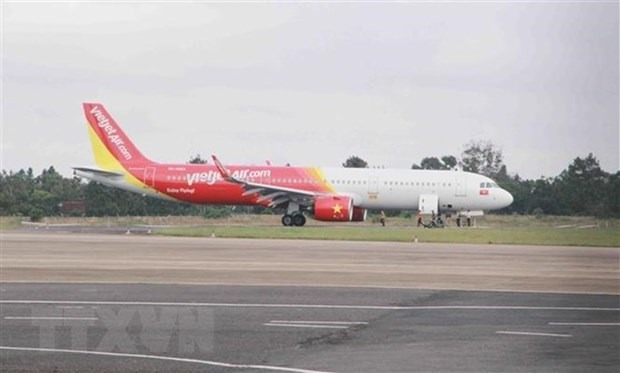 Vietjet Air to halt flights from/to RoK from March 7 hinh anh 1