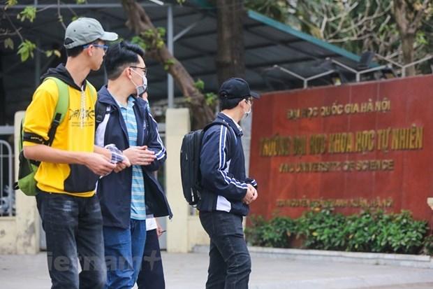 Vietnam's three universities up in QS rankings hinh anh 1