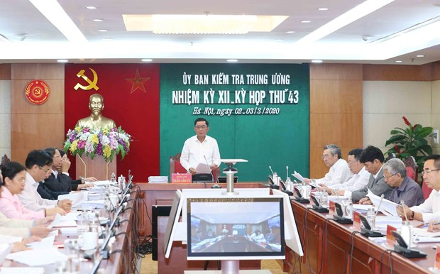 Commission proposes discipline against former leaders of HCM City hinh anh 1