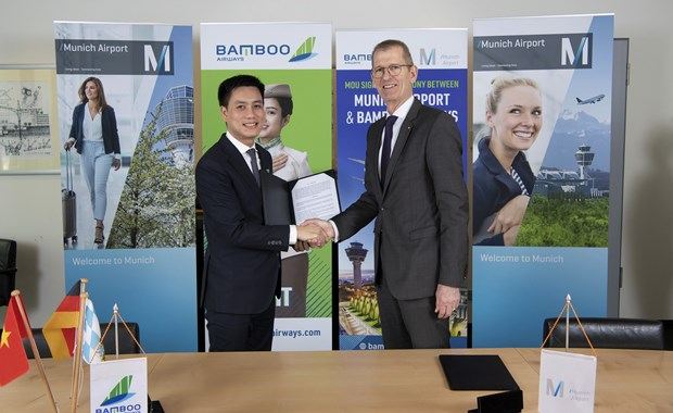 Bamboo Airways to open Vietnam-Germany route hinh anh 1