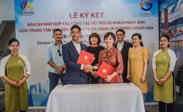 Da Nang provides more assistance for Japanese tourists hinh anh 1
