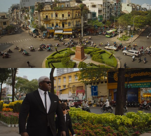 HCM City featured in Disney's new blockbuster hinh anh 1