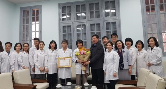 Female scientists honoured for influenza, forestry research hinh anh 1
