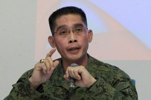 US-Philippines joint drill to take place in May as scheduled hinh anh 1