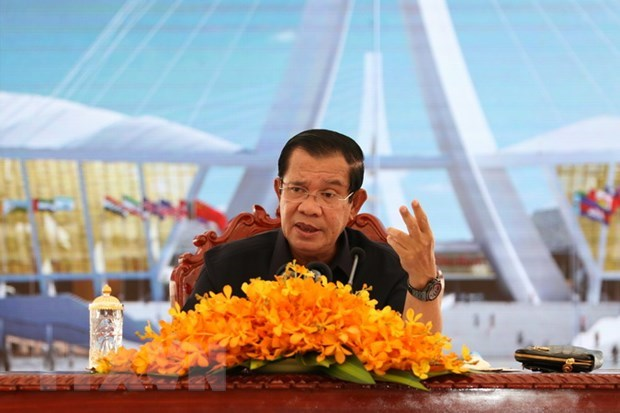Cambodia delays construction projects to focus on COVID-19 combat hinh anh 1