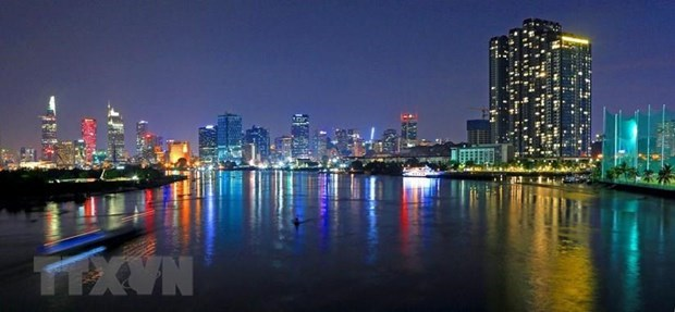 HCM City greets over 1.18 million foreigners in first two months hinh anh 1