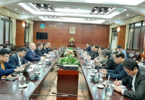 Russian meat supplier can boost exports to Vietnam hinh anh 1